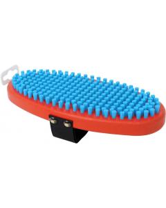 Swix T160O Brush oval, fine blue nylon T160O