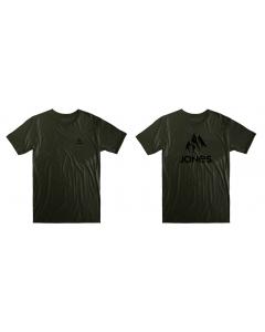 Jones T-Shirt Truckee green
