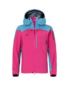 Elevenate Women Bec de Rosses Jacket rich pink