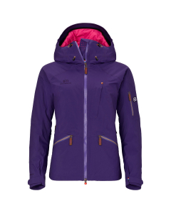 Elevenate Women Zermatt Jacket dark purple